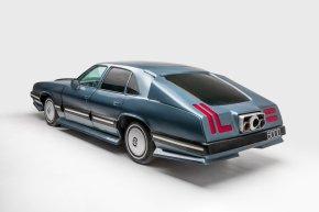 6000 SUX (Robocop) maquette / paper model (by me)