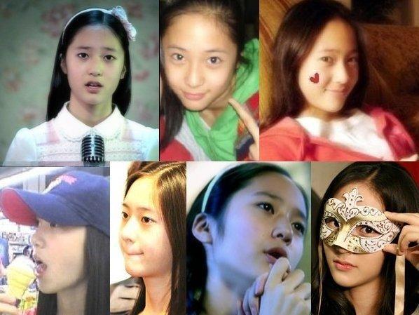 La jeune Krystal! ^^