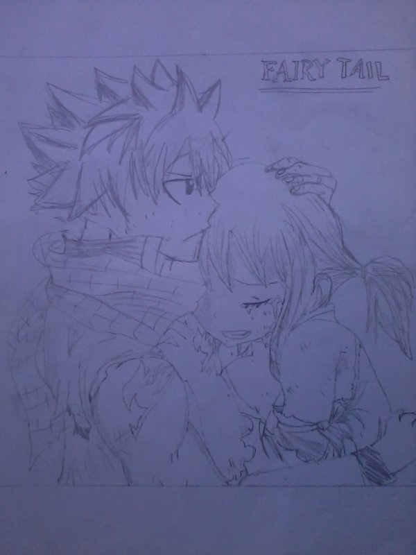Fairy Tail la pretresse du phoenix