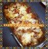 Gratin d Aubergines, Tomates, Mozza & Viande