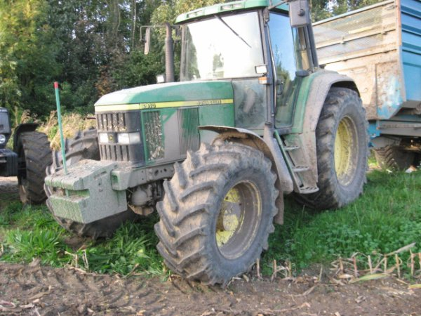 maïs 2010