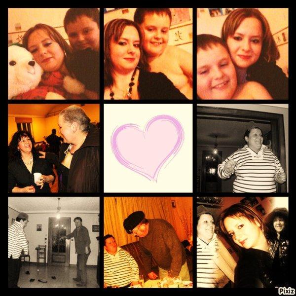 Ta respiration s'est arrêtée ce vendredi 6 janvier 2012…sur ce lit d'hopital…  toi nelly comme ma deuxieme maman a mes yeux on t'aiiime t'es partie mais on t'oublie pas