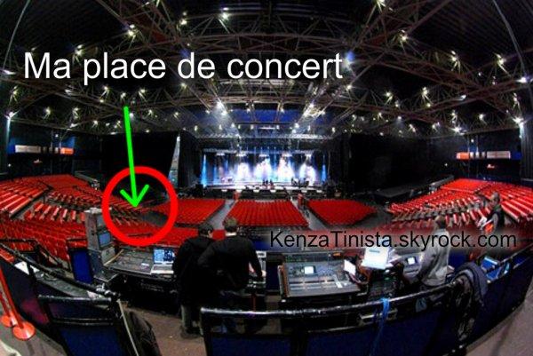 Info sur mon concert de Violetta Live 2015