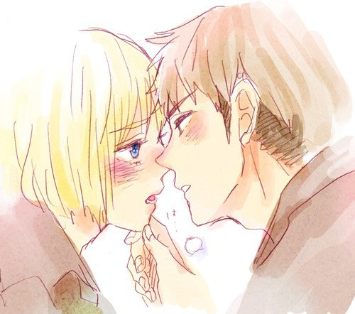 Armin and Jean ~