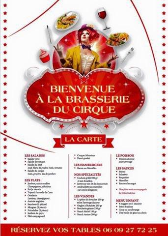 Maquette cirque gruss