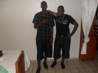 ce mon  frère  et  mon  cousin