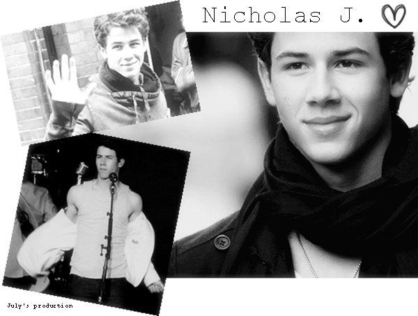Laissez moi crier à Dieu, au monde entier l'Amour que j'ai pour Nicholas  ♥. J'ai essayé meinte fois de ne plus l'aimer, mais il y a une partie au fond de moi qui m'en empéche. Au fond de moi, il est ancré et il ne peut partir. Depuis deux ans, je l'aime.[/align=left]