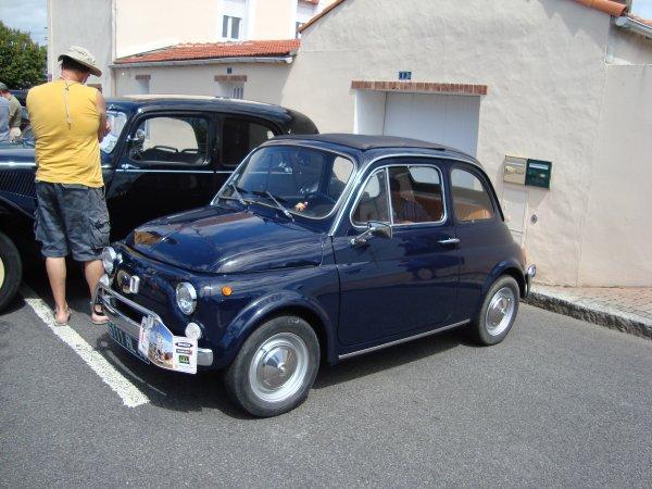 Classique de l'auto