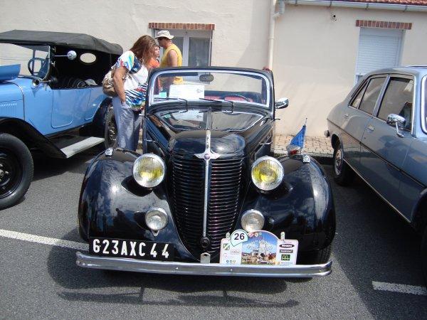 Classique de l'auto 2 ( La suite ) pour le bonheur des yeux