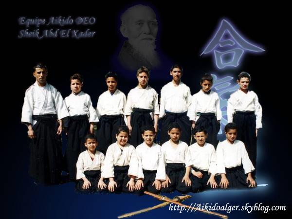 bienvenue pour apprendre le aikido    kader tamura 16