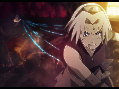 Personnage 3: Sakura Haruno