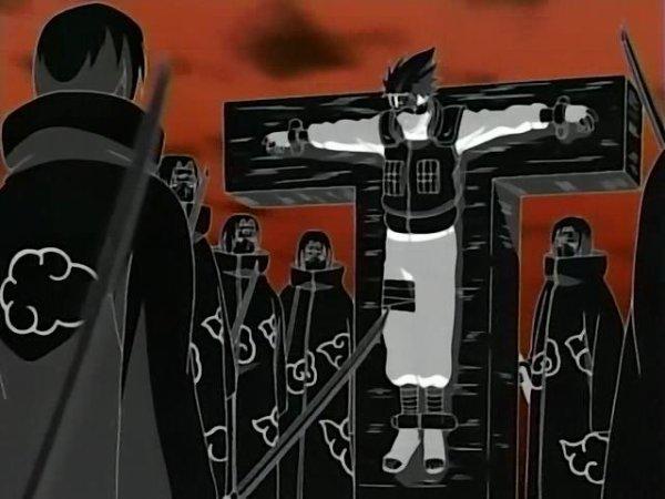 Personnage 8: Itachi Uchiha