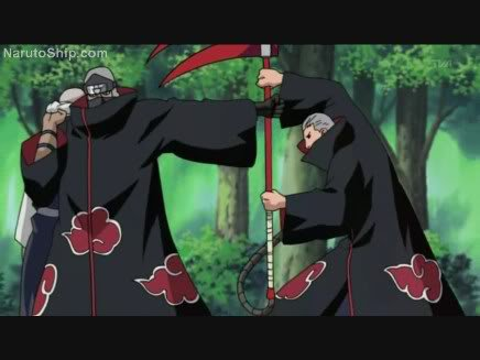 Personnage 11: Kakuzu