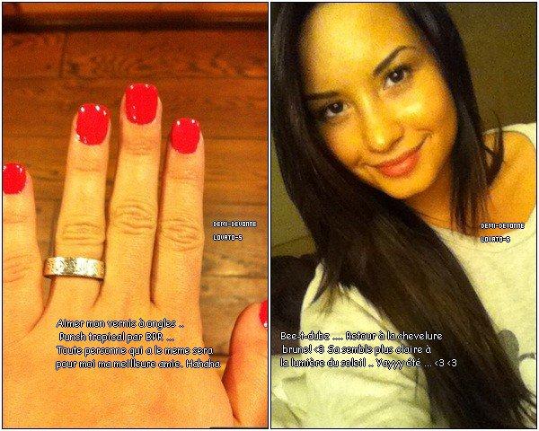 .   6 Mai 2011 : Demi & sa famille quittaient l'aéroport de LAX .   Ajoutes-moi à tes amis ♥ - ajoute-moi dans tes favoris ♥ - Newsletter ♥