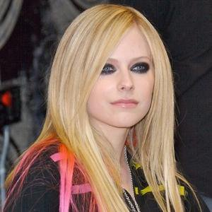 Best Singer AVRIL LAVIGNE