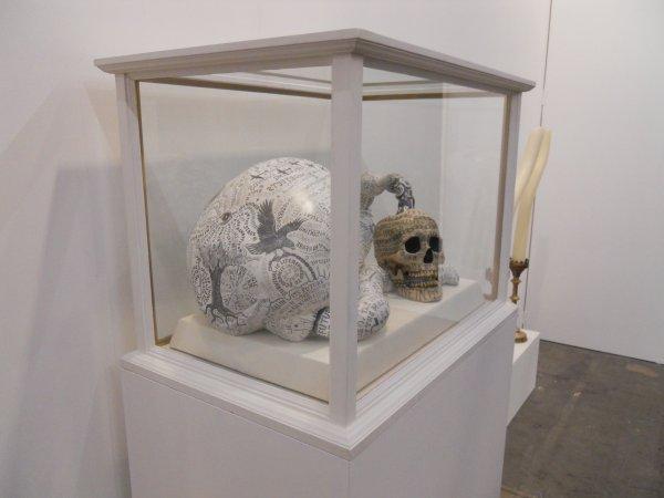 ART BRUSSELS 2012.