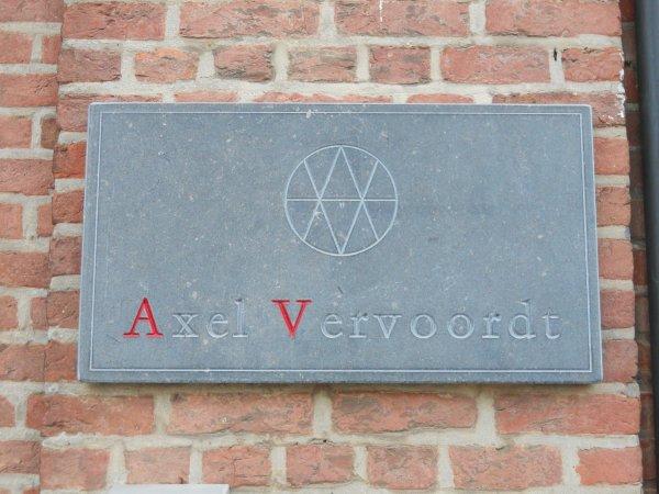 Axel VERVOORT - Wijnegem.