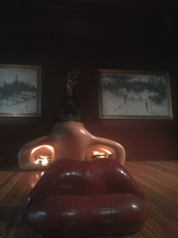 Teatre-Museu Dali @ Figueres.