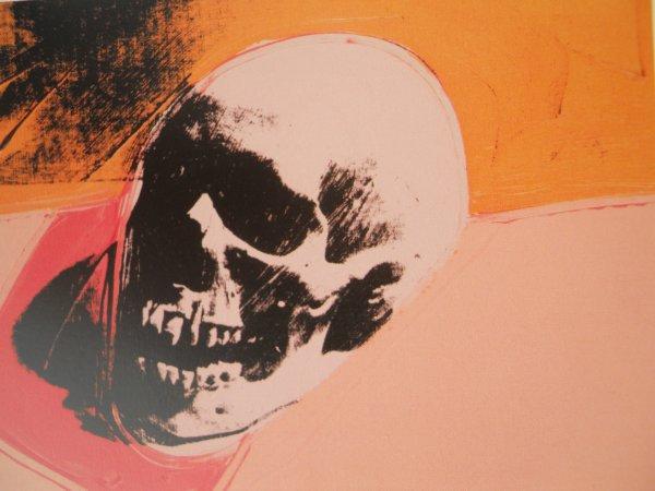 """""""Vanités de Caravage à Damien Hirst""""."""