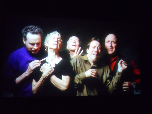 Bill Viola @ Grand Palais Paris.