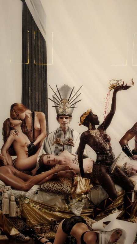 Divine Decadence : Abattoir Fermé @ Kasteel Gaasbeek.