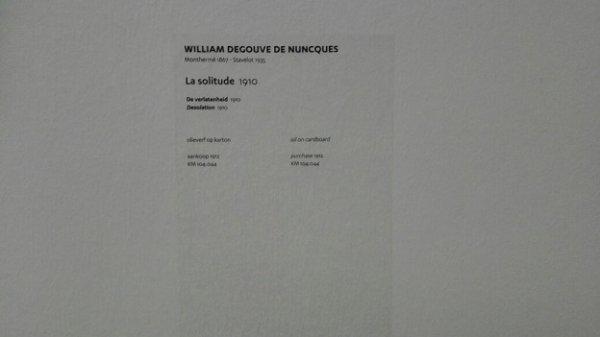 Kröller-Müller Museum in Otterlo, Nederland.