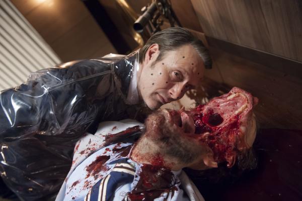 Hannibal Le Cannibale ou Mads Mikkelsen