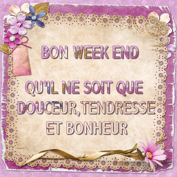 Bonjour et bon vendredi !!