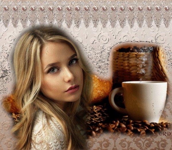Je vous offre le café de l'amitié !!