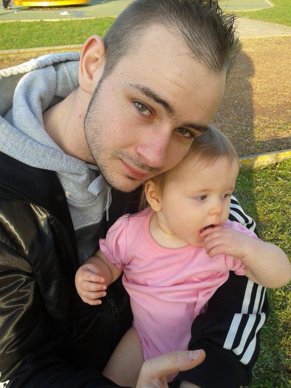 Mon Amour de Princesse avec son Amour de Papa ♥