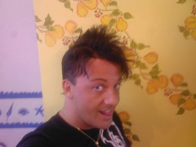 petite crise de cheveux lol