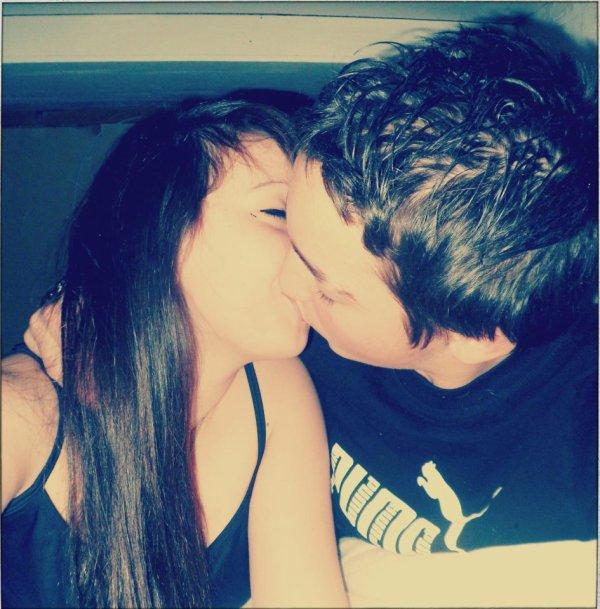Sans toi, je ne pourrais pas. ♥