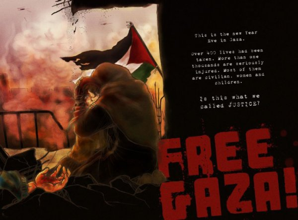 Free palestine, free tibet, free afghanistan, free irak, free india, free north core ... (pour tout les pays que g oublier ! )