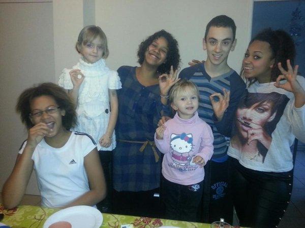 La Grande famille !!