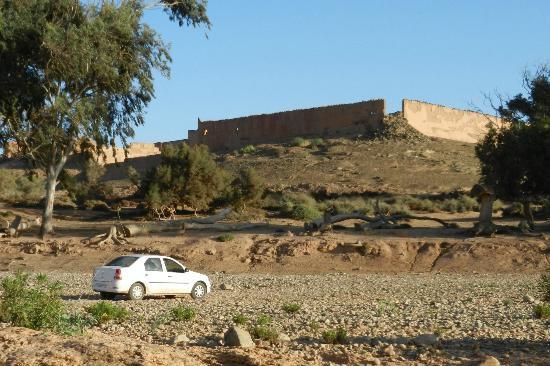 gelmime la port du sahara