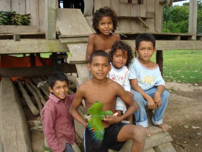 Bénévolat au Honduras