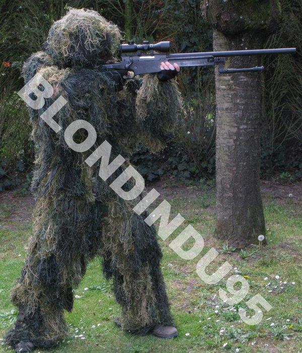 Tenue de camouflage 2
