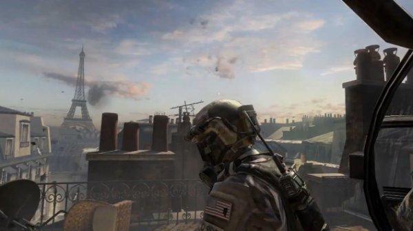 Modern Warfare 3 point TRES Positif !!
