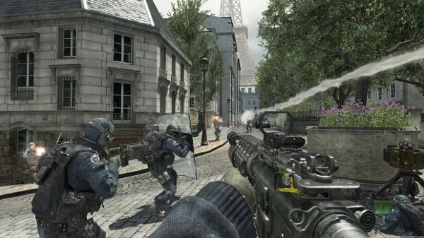 Modern Warfare 3 point TRES Positif !!