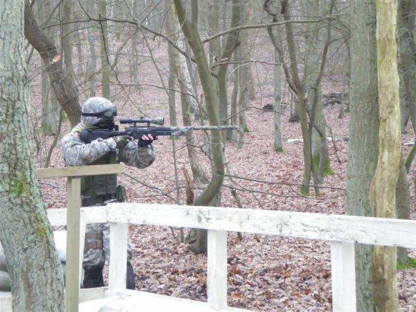 Mission d'un sniper ....