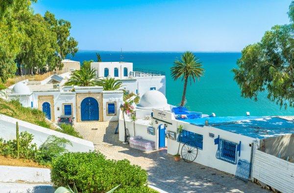CHARMANTE TUNISIE