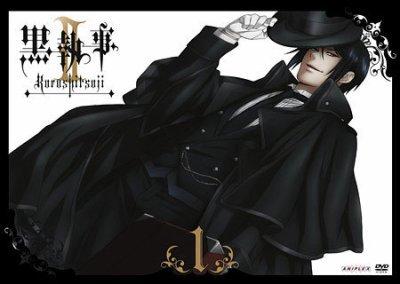 Sebastian, ce diable de majordome ❤