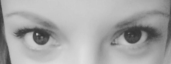 Regarde moi dans les yeux,tu liras mon coeur