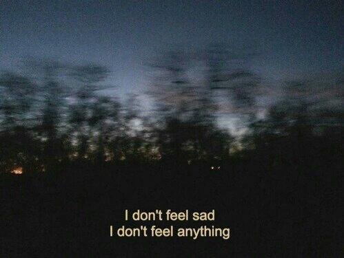Je veux disparaître