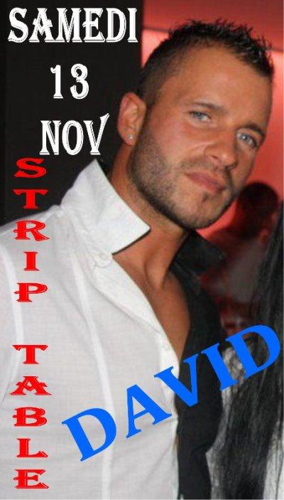 SAMEDI 13 NOVEMBRE 2010 - STRIP TABLE