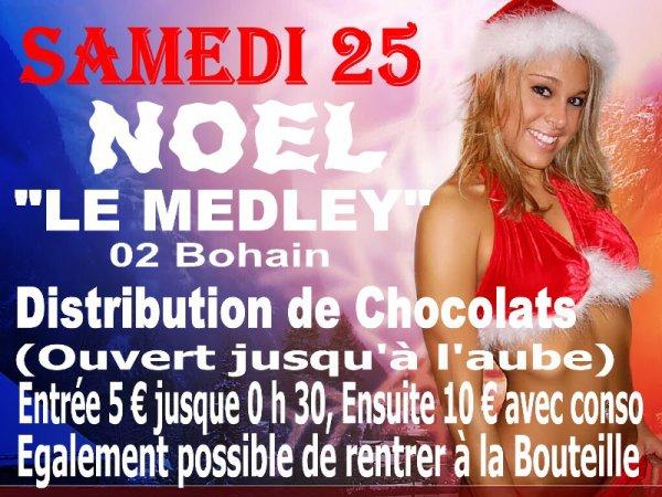 SAMEDI 25 DECEMBRE 2010 - NOEL 2010 (Fermé Cause Intempéries)