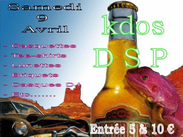 SAMEDI 9 AVRIL 2011 - Soirée Kdos Despé