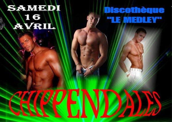 SAMEDI 16 AVRIL 2011 - C H I P P E N D A L E S