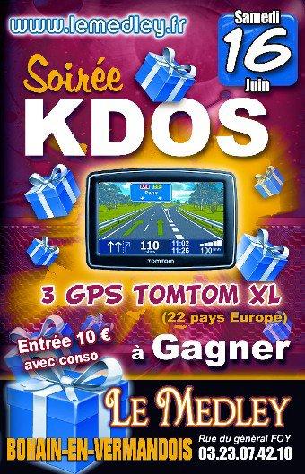 SAMEDI 16 JUIN - 3 GPS TOMTOM XL 22 PAYS EUROPE A GAGNER