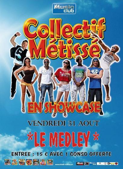 VENDREDI 31 AOUT 2012 - Collectif Métissé
